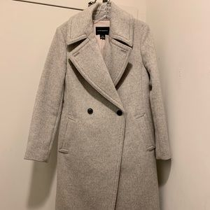 Club Monaco Daylina Wool Coat